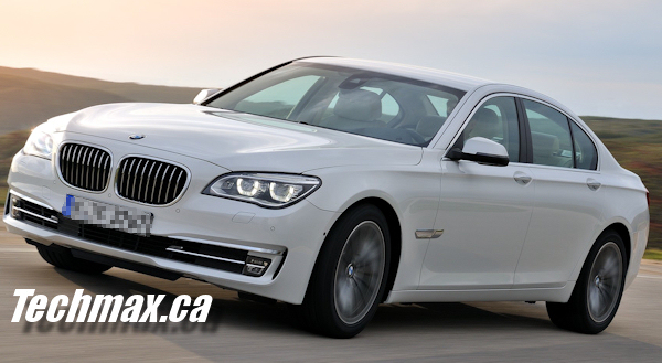 2013 BMW 7