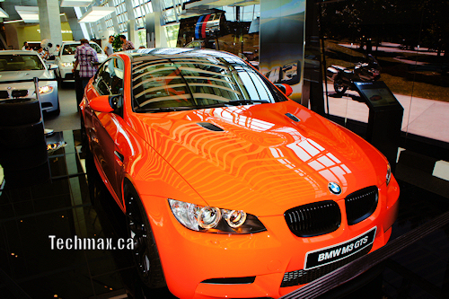BMW M3 competition model
