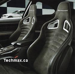 BMW Perfromace Seat