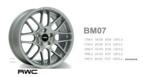 BM 07 Silver