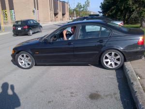 BMW high km