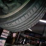 incorrect tire use