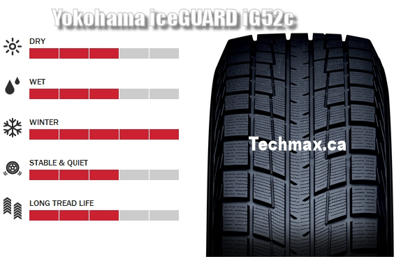 Yokohama winter tire