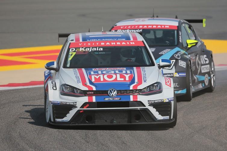 Liqui Moly Volkswagen race car