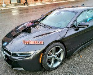 Hybrid BMW