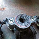Clogged BMW Diesel intake
