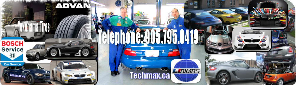 BMW specialist in Mississauga