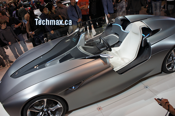 BMW Vision Connected