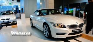 BMW Z4 diesel