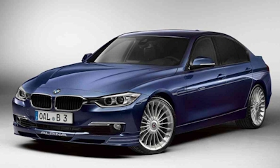 BMW Alpine Diesel