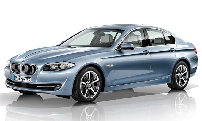 Hybrid BMW 5