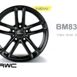 BM 83 Black