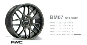BM 07 Black