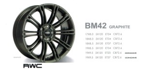BM 42 Graphite