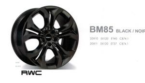 BM 85 Black