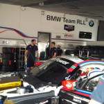 BMW race cars