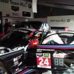 Race at Mosport Canada