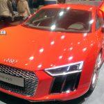 Audi R8 W10