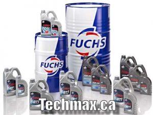 Fuchs Synthetic Motor Oil