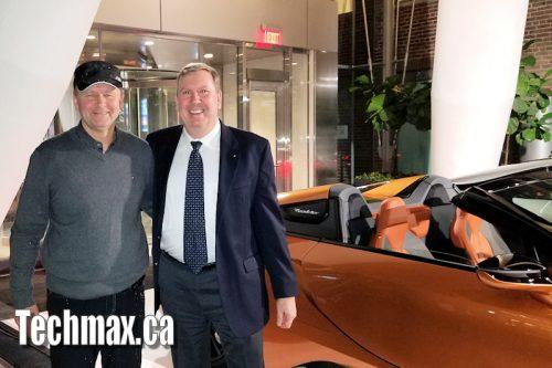 CEO of BMW Canada