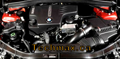N20 4 cylinder BMW engine