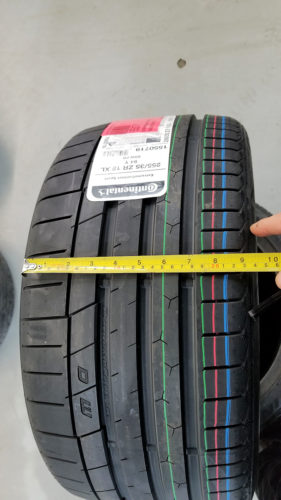 brand name tire comparison | BMW - Mercedes - Mini - Porsche