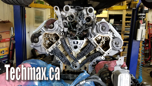 BMW timing chain replacement | BMW - Mercedes - Mini