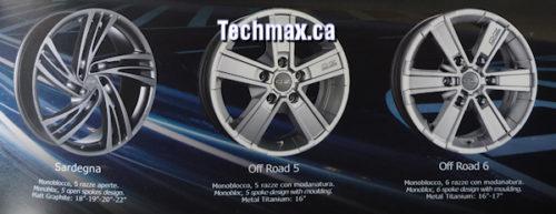 OZ wheel