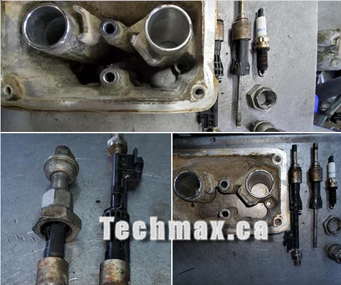 BMW X5 injector