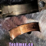 BMW crankshaft bearings