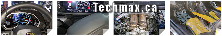 Exotic Sport Cars at Techmax