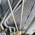 BMW brake line replacement