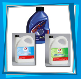 Elf long life engine coolant