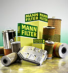 MANN, Bosch oil filters