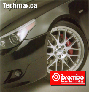 Brembo brake for Mini