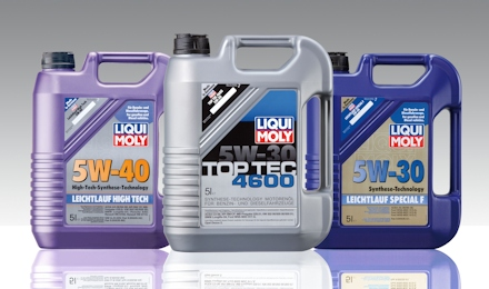 Liqui Moly Synthetic motor oils