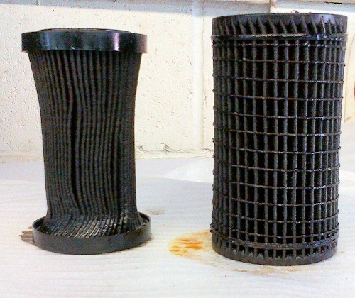 Mercedes Oil Filters