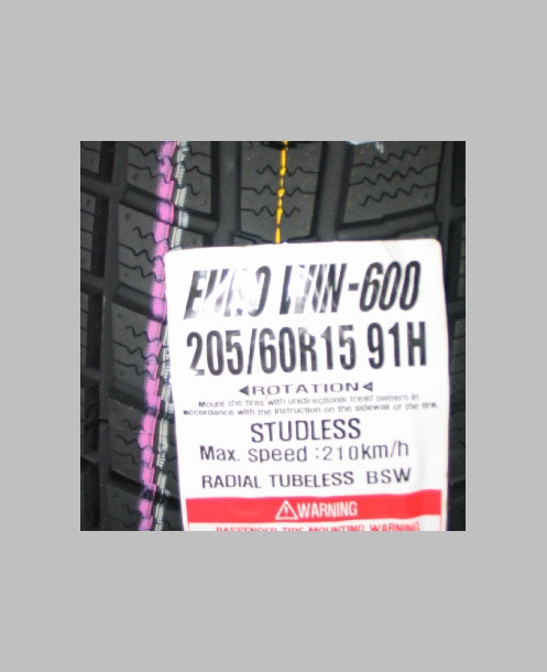 Winter Tires For Winter Driving Condition