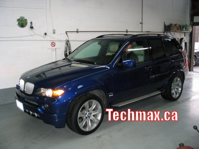 bmw 2005 x5 4 8 is with it 39 s new owner techmax auto photo gallery. Black Bedroom Furniture Sets. Home Design Ideas