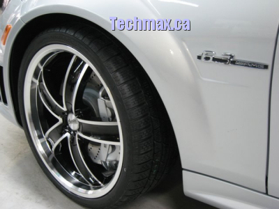 Winter Tire package for AMG C63